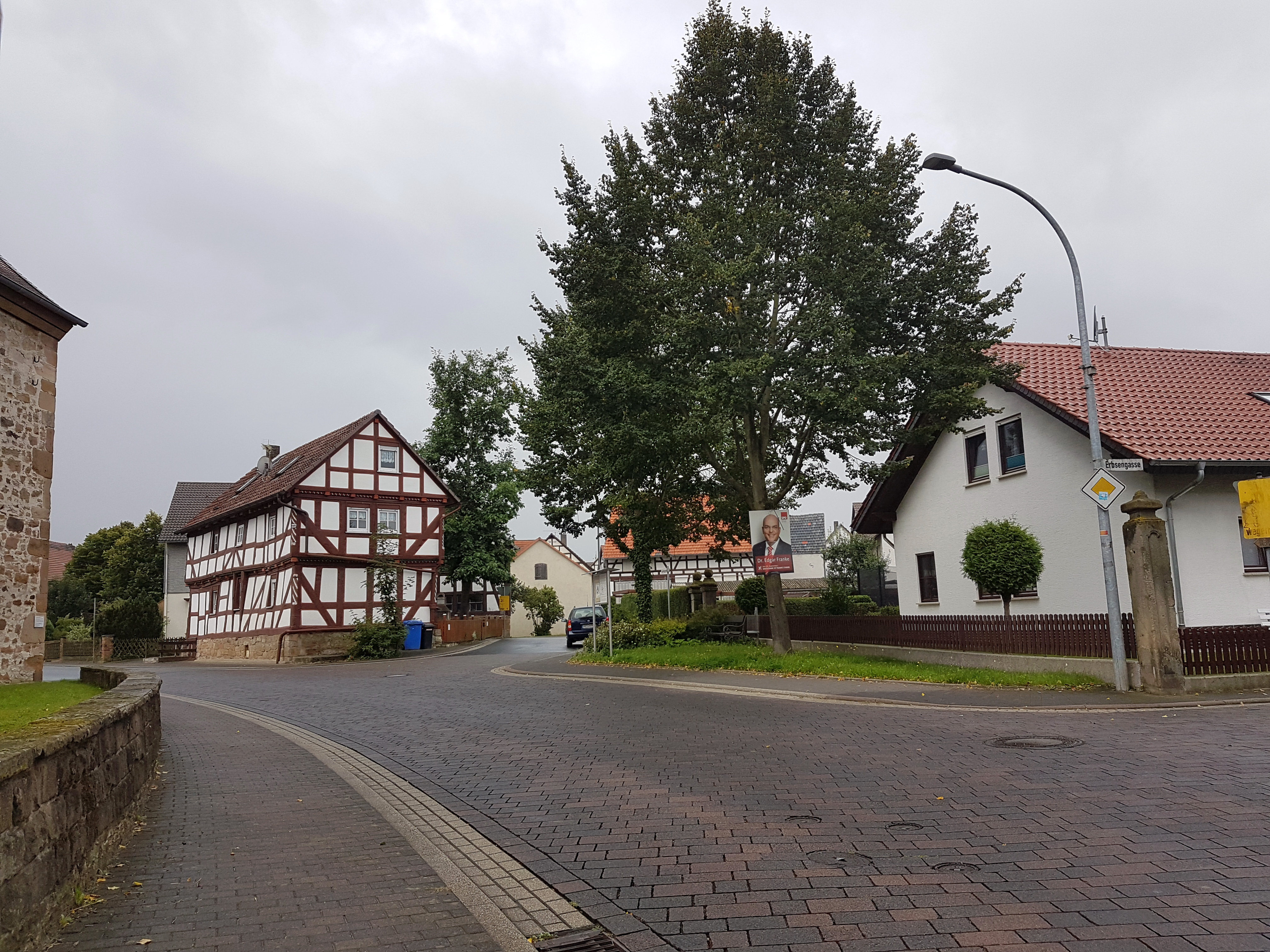 Two Storey Classic Style Home And Land In Frankfurt Region