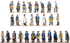 Preußen 1757, Ansprache Friedrich II. vor der Schlacht bei Leuthen, Scholtz, gute bis sehr gute,