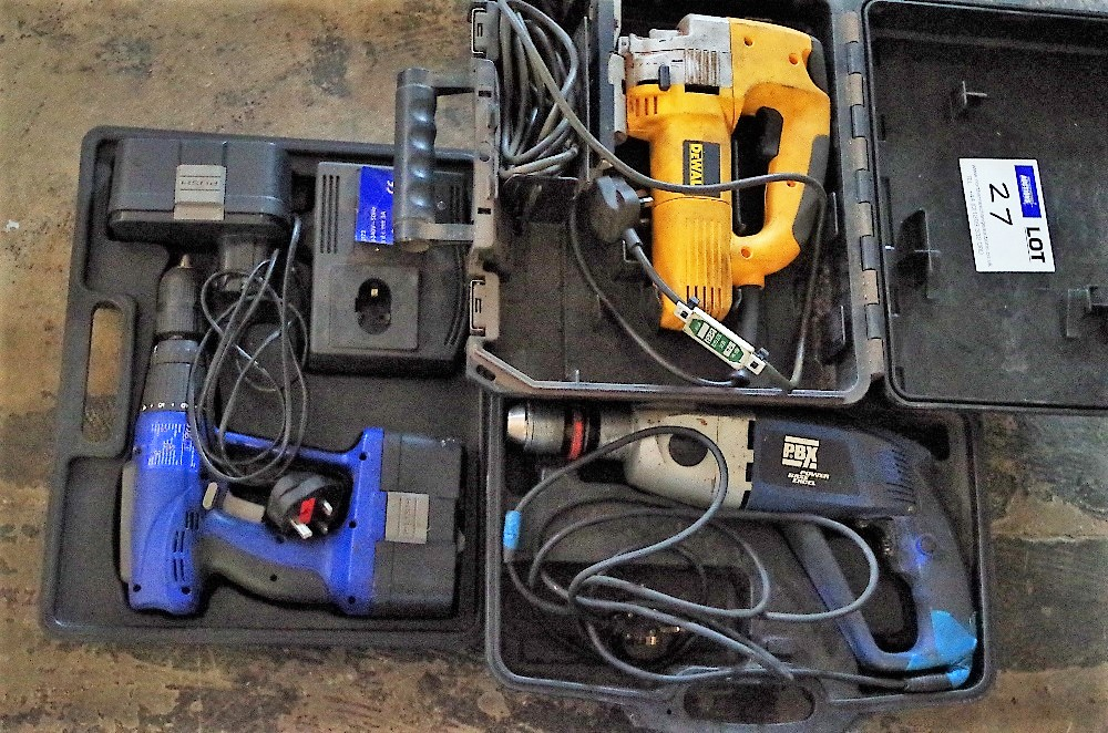 Nutool cordless drill working order dewalt jigsaw and for Generatore nutool