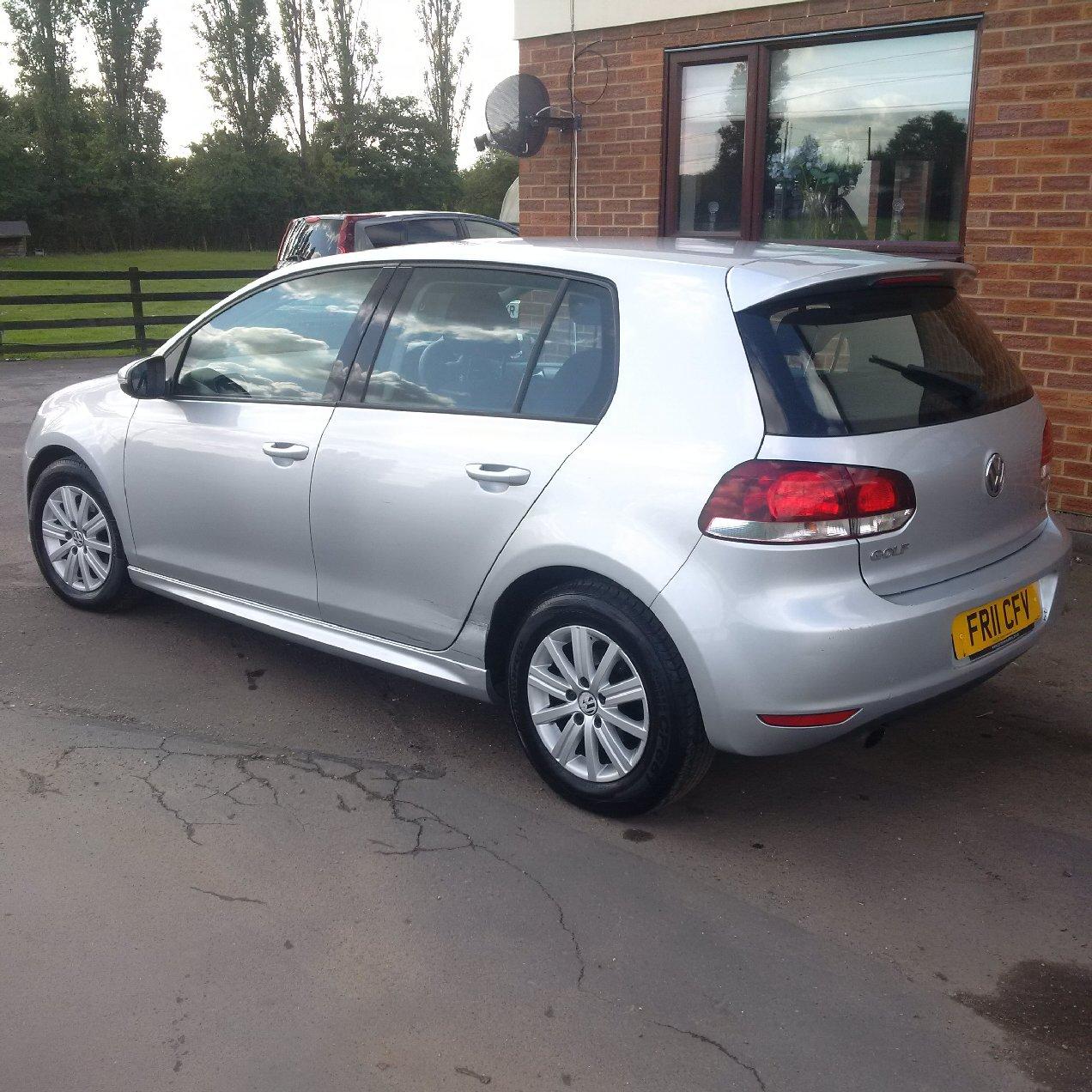 Volkswagen Golf Hatchback 1.6 TDi BlueMotion, Registration