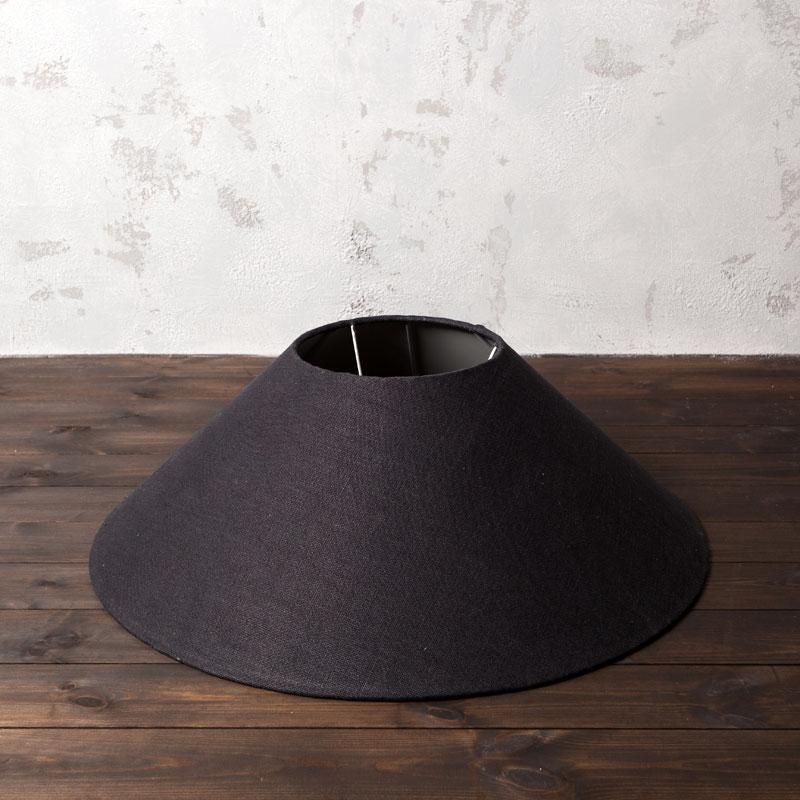 Lot 89 - Coolie Shade Hemp Charcoal 75 5 X 75 5 X 26cm