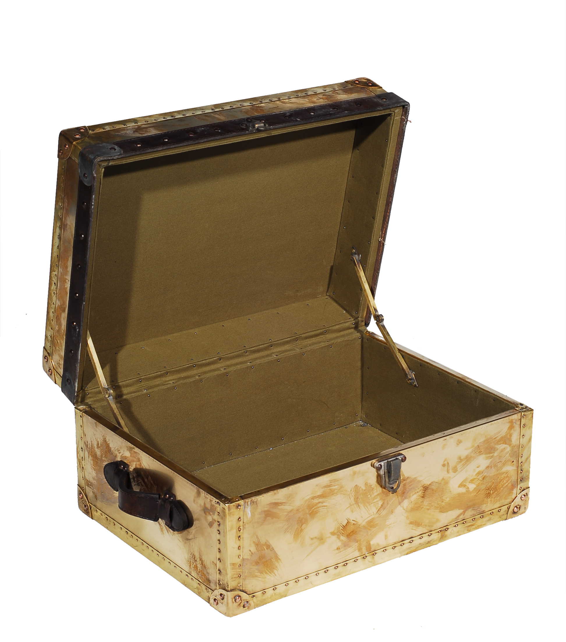 Lot 25 - Watson Trunk Small Trunk Collection Is A Salute The Detailed Construction Of Antique Luggage And