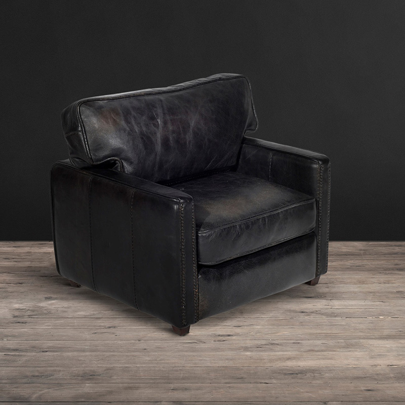 Lot 11 - Viscount William Sofa Single Seater Its Strong Rectangular Shape Is Softened With The Elegant