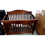 SUMMER TIME BABY BED (BROWN)