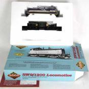 Diesellok H0. Proto 2000 Series 8732. Amerikanische Diesellok SW9/1200 in OVP. Nicht