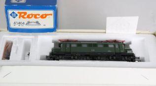 E-Lok H0. Roco 43404. E 44004 der DB in OVP. Nur Probe gelaufen.