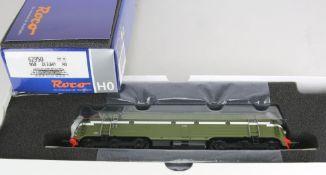Diesellok H0. Roco 62950. BR 3.641 der NSB in OVP. Nur Probe gelaufen.