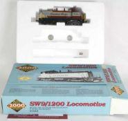 Diesellok H0. Proto 2000 Series 8732. Amerikanische Diesellok der Canadian Pacific SW9/1200 in