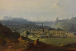 John Thomson of Duddingston H.R.S.A. (Scottish, 1778-1840), A Prospect of Edinburgh from St.