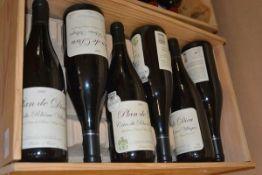 A case of twelve bottles of Plan de Dieu, Cotes du Rhone Village 2007