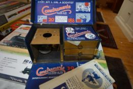 "A vintage ""Construments"" game, no. 20 outfit, in original cardboard box"