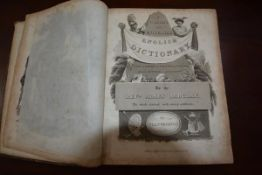 "Rev. James Barclay, ""A Complete and Universal English Dictionary...."", pub. Nuttall, Fisher & Dixon,"