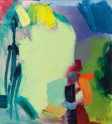 Joanna Gleich Kluczbork (Polen) 1959 geb. Ohne Titel Öl auf Leinwand 110 x 100 cm 2008 rechts