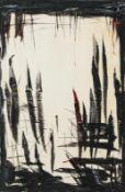 Soshana Wien 1927 - 2015 Wien Alone III Öl auf Leinwand 92 x 60 cm WV-Nr.: 448 1994 links unten