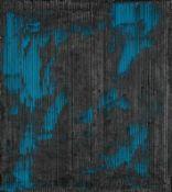Jakob Gasteiger Salzburg 1953 geb. Ohne Titel (Ö-2000-58) Öl auf Leinwand 58 x 52 cm 2000 rückseitig