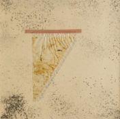 Joseph Beuys Krefeld 1921 - 1986 Düsseldorf Ohne Titel Collage (Heftpflaster, Klarsichthülle) auf