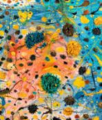 Gunter Damisch * Steyr 1958 - 2016 Wien Ohne Titel Öl auf Leinwand 130,5 x 110,5 cm 2005-2006