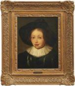 Rubens, Peter Paul - Nachfolger Portrait von Nicholas, dem Sohn des Künstlers (Siegen 1577-1640