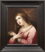 Geldorp, Gortzius Die büßende Maria Magdalena (Löwen 1552-um 1616 Köln) Öl/Holz. Monogrammiert. 55 x