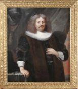 Helst, Bartholomeus van der Bildnis eines vornehmen Herren (Haarlem 1613-1670 Amsterdam) Als