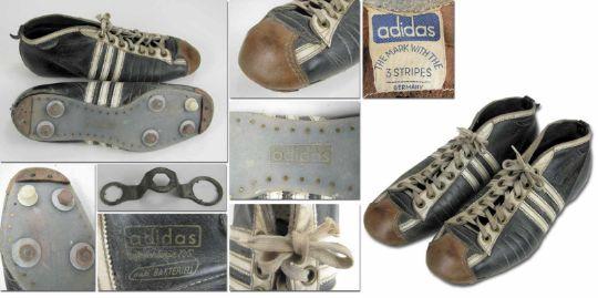 World Cup 1954 1958 Adidas Argentina Boots Original Football Boots