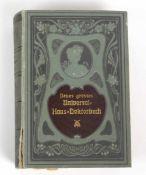 Neues großes Universal-Haus-Doktorbuch der Naturheikunde und Medizin. Mit 268 anatomischen