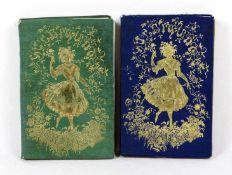 Taschenbuch für das Jahr 1847 Huldigung den Frauen, Hrsg. J. F. Castelli., mit Stahlstichen, 1846