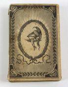 Minerva- Taschenbuch für das Jahr 1822 14. Jg., mit 9 Kupfern, Leipzig, Gerhard Fleischer 1821,