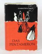 Das Pentameron von Giambattista Basile, übersetzt von Adolf Potthoff, Nachwort von Benedetto