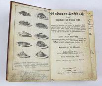 Lindauer Kochbuch für guten bürgerlichen u. feineren Tisch eingerichtet, bestehend in 2040, in