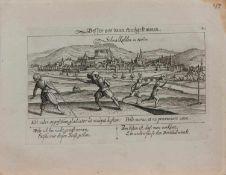 Eberhard Kieser (Kastellaun 1583 - 1631 Frankfurt/ Main, deutscher Kupferstecher u. Verleger) Besser