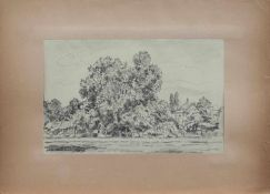 Fritz Köhler (Moritzberg 1887 - 1972 Düsseldorf, deutscher Landschafts- u. Marinemaler,