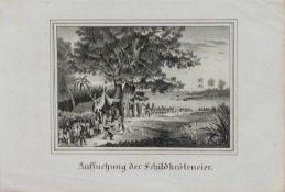 Unbekannt (Radierer u. Stahlstecher d. 18./ 19. Jh.)Stahlstich, 11 x 15 cm, unger., mittig bez.