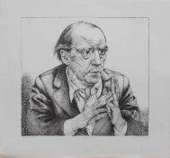 Michael Mathias Prechtl (Amberg 1926 - 2003 Nürnberg, deutscher Maler, Zeichner u. Grafiker, Std.