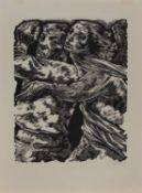 Hans Otto Orlowski (Insterburg 1894 - 1967 Berlin, deutscher Maler u. Holzschneider, Std. am