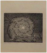 Klaus Wrage (Malente-Gremsmühlen 1891 - 1984 Eutin-Fissau, deutscher Maler u. Grafiker, entstammt