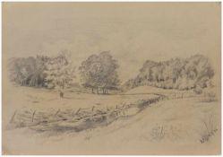 Walter Klemm (Karlsbad/ Österreich-Ungarn 1883 - 1957 Weimar, deutscher Maler, Grafiker u.