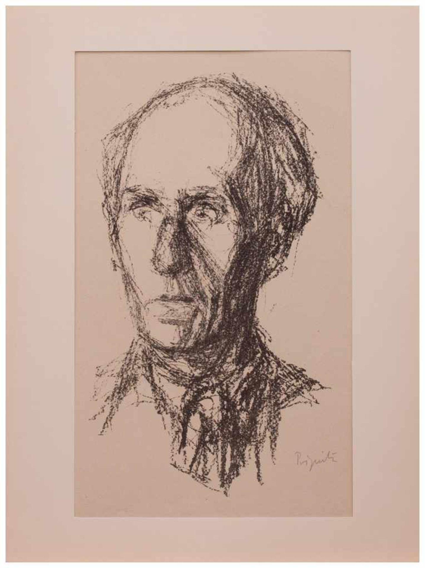 Los 32 - Kurt Prignitz (Hamburg 1914 - 1983 Groß Hansdorf, deutscher Maler u. Grafiker, Std. a.d.