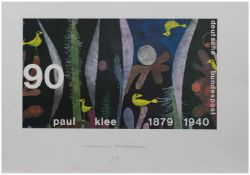 Almir da Silva Mavignier (Rio de Jeneiro 1925 -, brasilianischer Maler u. Grafiker, Std. in Rio u.