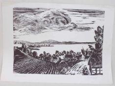 Manfred Kubowsky (Berlin 1939 -, deutscher Maler u. Schriftsteller, arbeitete als Autor für das