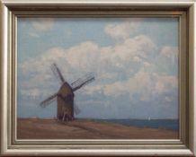 Curt Topel (Sorchow/ Pommern 1865 - 1946 (?), deutscher Landschaftsmaler u. Graphiker, Std. a.d.
