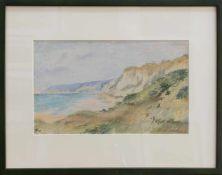 Elisabeth Büchsel (Stralsund 1867 - 1957 ebenda, deutsche Malerin u. Aquarellistin, Std. i.