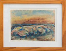 Arthur Degner (Gumbinnen/ Ostpreußen 1887 - 1972 Berlin, expressiver Maler u. Zeichner, Std. a.d. KA