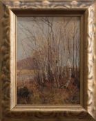 Walter Moras (Berlin 1854 - 1925 ebenda, Landschafts- u. Marinemaler in Mecklenburg, Rügen,