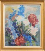 Katharina Bamberg (Stralsund 1873 - 1966 ebenda, deutsche Malerin, Schülerin Ludwig Dettmanns,