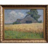 Wilhelm Facklam (Upahl 1883 - 1972 Winkelhaid, deutscher Landschaftsmaler u. Zeichner, Std. a.d.