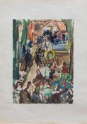 Heinz Dubois (Schwirgsten 1914 - 1966 Wismar, deutscher Maler, Std. a.d. AK d. Künste Königsberg u.