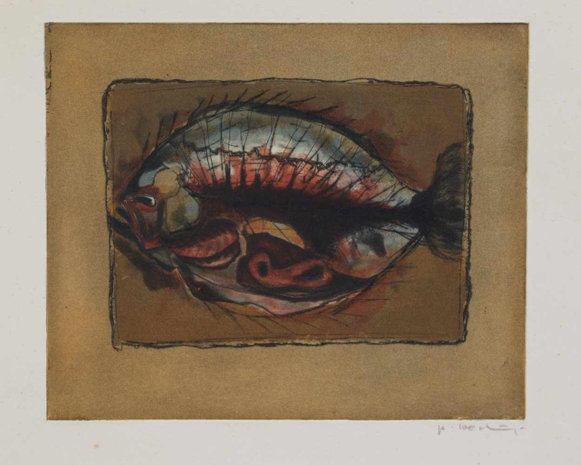 Los 27 - Peter Loeding (Hamburg 1936 - 2013 ebenda, deutscher Maler, Grafiker u. Zeichner, Std. d.
