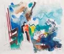 Hermann Lindner (Leipzig 1934 - 2001 Stralsund, deutscher Maler u. Grafiker, Std. a.d. FS f.