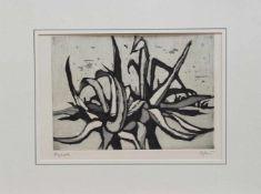 Otto Wilhelm Eglau (Berlin 1917 - 1988 Kampen, deutscher Maler u. Grafiker, Std. a.d. HS f. Bildende
